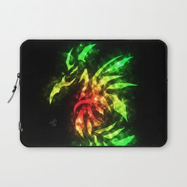 Beutiful Brid Side Insignia Laptop Sleeve