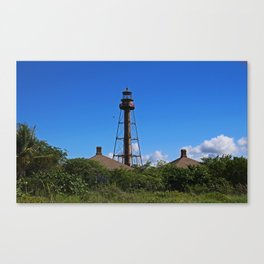 It's a Sanibel Summer IV Canvas Print