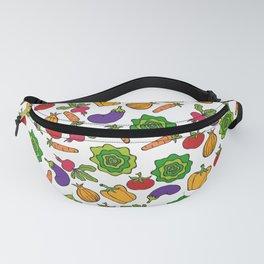 Vegetables Fanny Pack