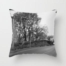 BURBANK FARM Throw Pillow