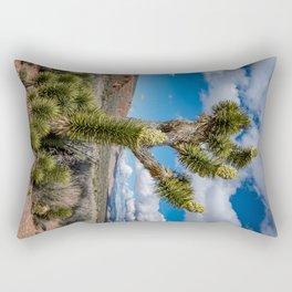 Joshua Spring Blossoms 6611 - Desert Southwest Rectangular Pillow