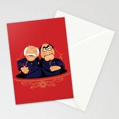 Frakking Awful Stationery Cards