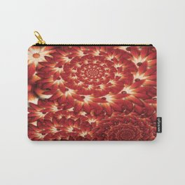 Feathered Mess Carry-All Pouch