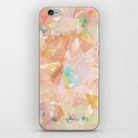 diamonds iPhone & iPod Skins featuring Diamonds by Zeke Tucker