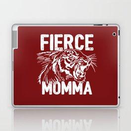Fierce Momma / Red Laptop & iPad Skin
