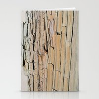 cracked Stationery Cards featuring Cracked by SSHoward