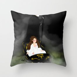 Sing for Me Throw Pillow