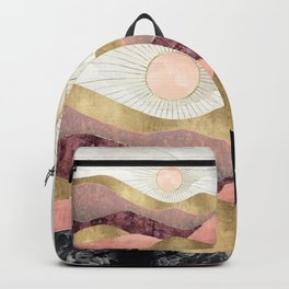 Blush Sun Backpack