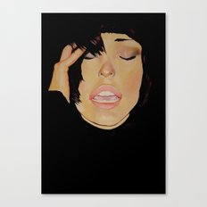 Moved by Faces Canvas Print