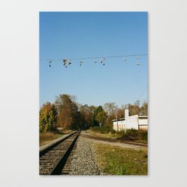 Out of town Canvas Print