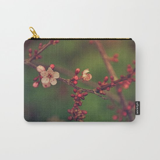 Lovely Cherry Blossom Carry-All Pouch