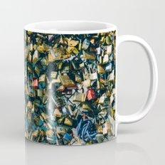 Paris Love Locks Mug