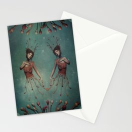 let your lovelights shine Stationery Cards