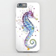 Seahorse: Purple Slim Case iPhone 6