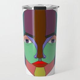Color Man Travel Mug