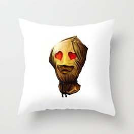 Tied Throw Pillow