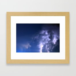 Rendezvous With Rama Framed Art Print