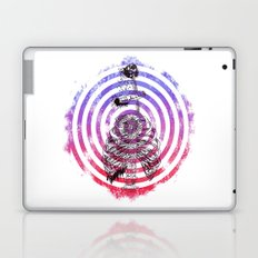 Skeleton Bullseye Laptop & iPad Skin