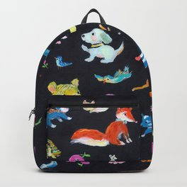 Colorful animals Backpack