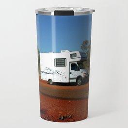Stuck in the Desert Travel Mug