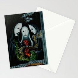 Living Through Secrets / Terms of Precedence Stationery Cards