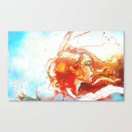 Beginnings Canvas Print