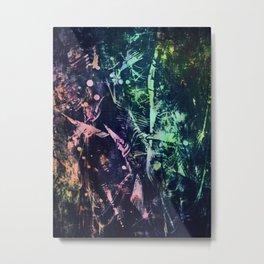 Nazca Metal Print