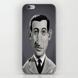 J.D.Salinger iPhone Skin