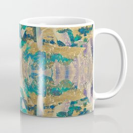 Emerald revolution geometry Coffee Mug