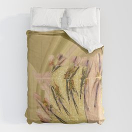 Intropression Makeup Flowers  ID:16165-134558-56051 Comforters