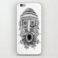 birdman iPhone & iPod Skins featuring birdman by Evaldas Boo