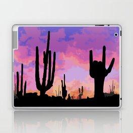 Signs seen in the Desert  Laptop & iPad Skin