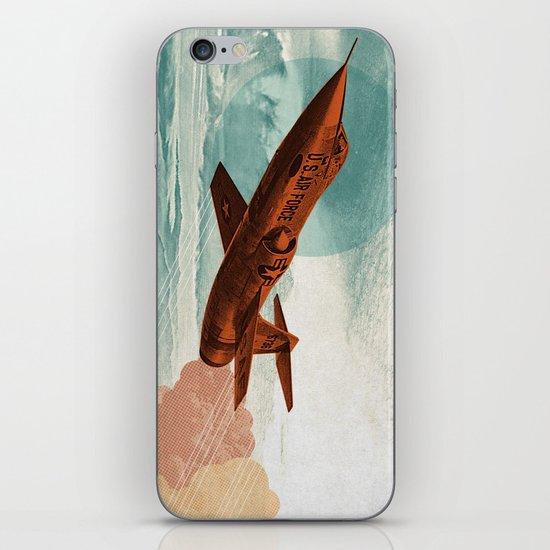 Starfighter iPhone & iPod Skin