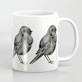 Little Blackbirds Coffee Mug