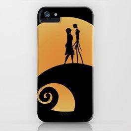 Jack & Sally iPhone Case