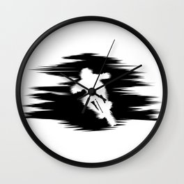 MTB Quake Wall Clock