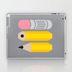 Deconstructed Pencil Laptop & iPad Skin