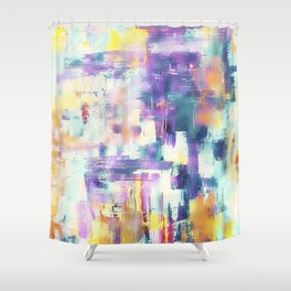Energy No. 2 Shower Curtain