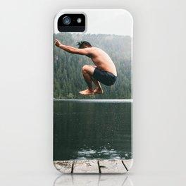 Adventure Prints – Grand Central Lake iPhone Case