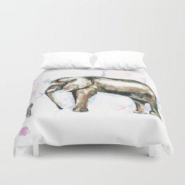 Jumbo elephant Duvet Cover