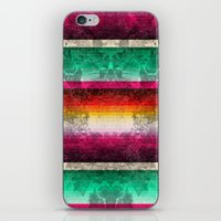 mexico iPhone & iPod Skins featuring Mexico by Joanna Tadger