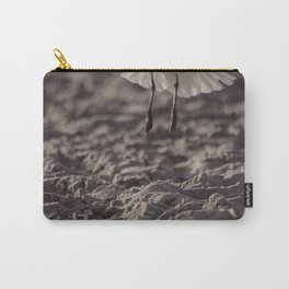 Fly Away -- Low angle view in smoky sepia Carry-All Pouch