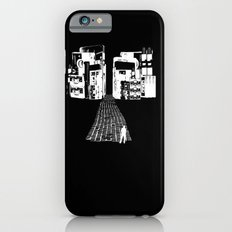 Dead Sound City (White on Black) iPhone 6s Slim Case