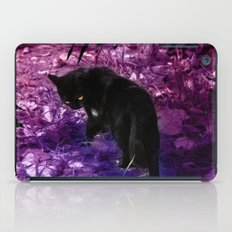 ...Lady not in mood iPad Case