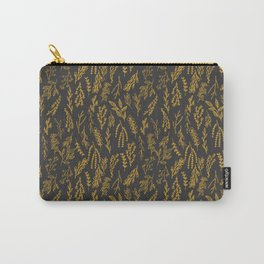 Leaves pattern Carry-All Pouch