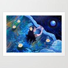 Starseed Art Print