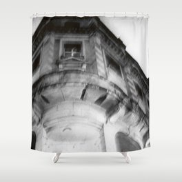 Morrisons Shower Curtain