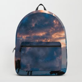 Night Begins To Fall Backpack