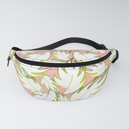 PinkPalms Fanny Pack