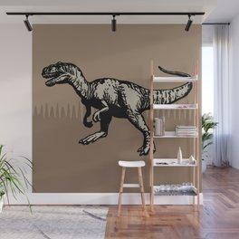ChocoPaleo: Allosaurus Wall Mural